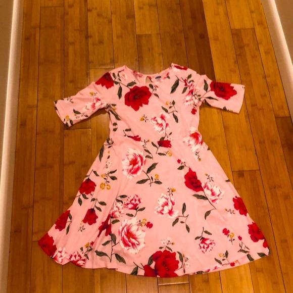 Brand new super cute floral dress